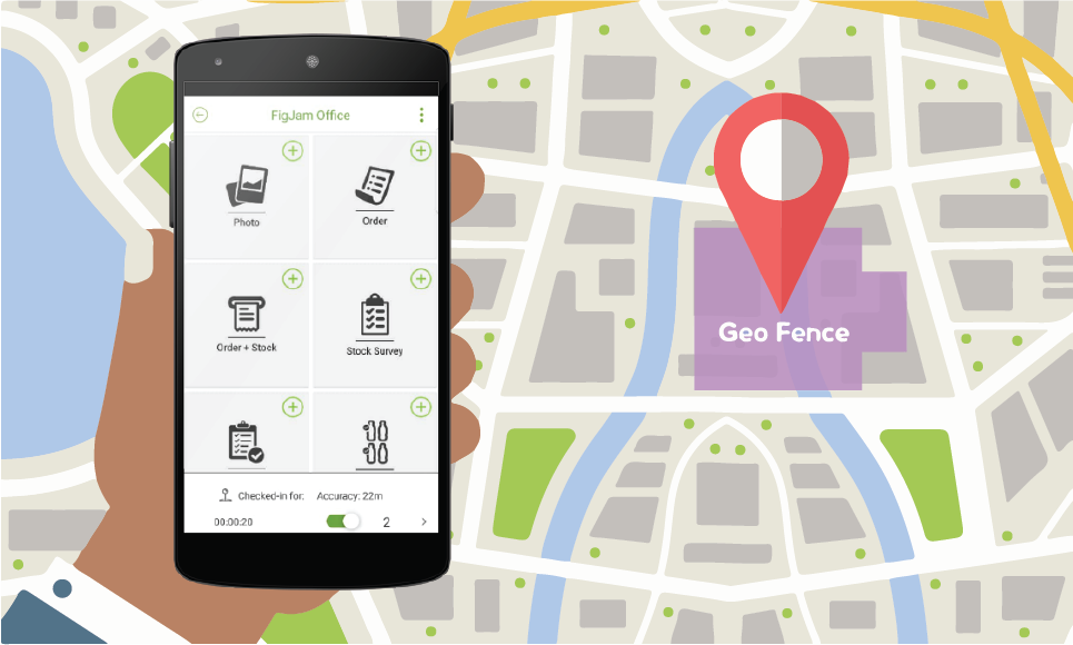 Geo-Fencing: Taking monitoring and control to the next level