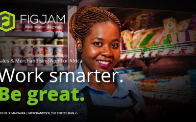 Work smarter. Be Great. 2 important ways FIGJAM can impact your personal life.