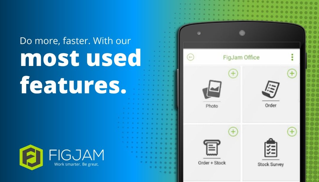 FIGJAM's most used features.