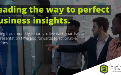 Why your business will benefit from a real-time dashboard.