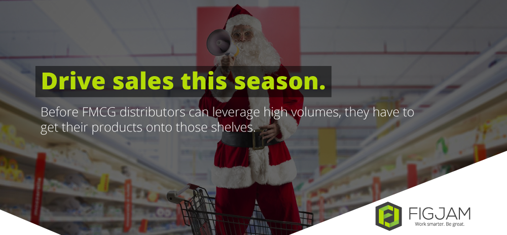 How FMCG Distributors can Drive Sales Over the Christmas Season