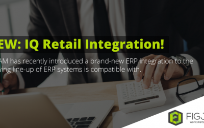 Introducing a Brand-New Integration – IQ Retail