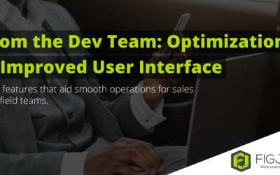 From the Dev Team: Optimization & Improved User Interface