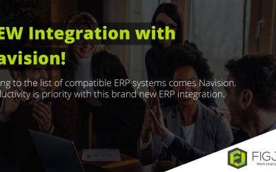 New! Integration with Navision
